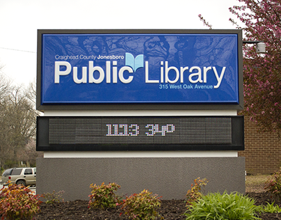 Library Rebranding