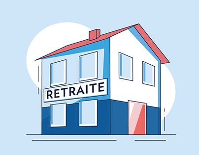 LES RETRAITÉS EN FRANCE