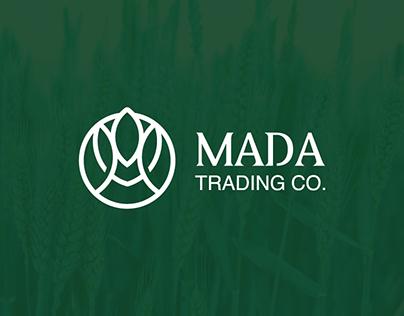 Mada Trading Co. - Brand Identity