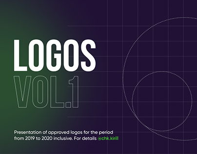 Logofolio - 2020-21 - Vol.1