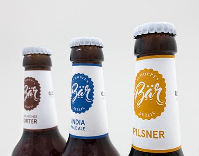 Bär Craft Beer // Branding
