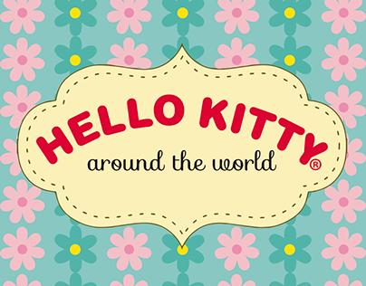 Hello Kitty - around the world