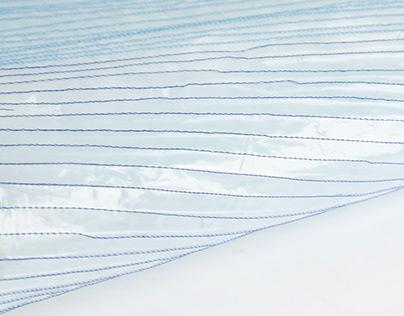 Public Coziness | experimental textile