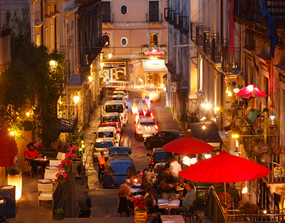 Catania, Old Town