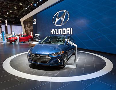 Hyundai at North American International Auto Show