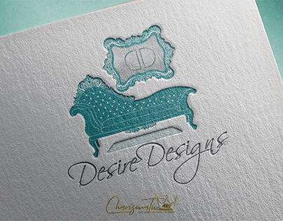 Desire Designs, llc Logo Design