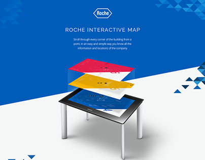 Roche Interactive Map