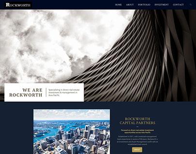 Website Revamp: Rockworth / 2016