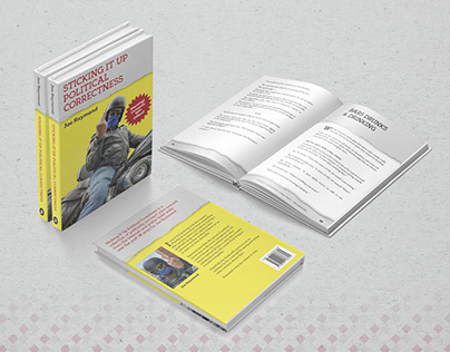 Joke Book: cover, design, typesetting, editing