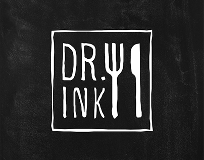 Logo DR.INK (food&drink)