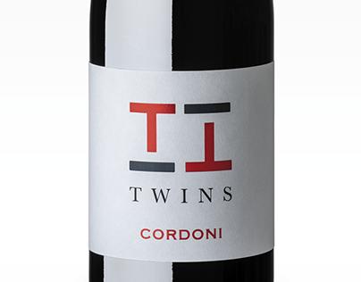 CORDONI - Etichetta Twins