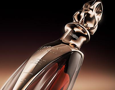 Thorne, luxury Armagnac concept