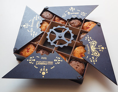 Kinetic packaging for gifting
