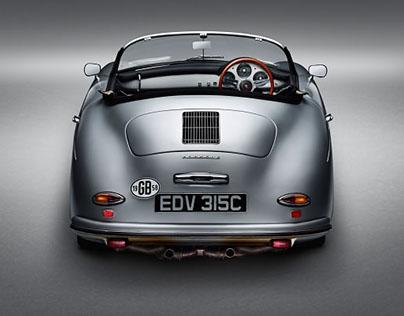 Precious Metal - Porsche 356