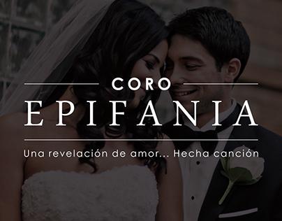 Coro Epifania | Branding