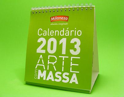 2013 Milaneza Calendar