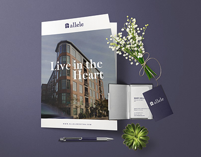 Allele Condo Real-Estate Brand & Website Design