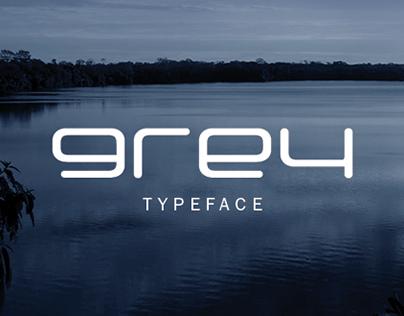 "Font, Typeface / ""Grey"""