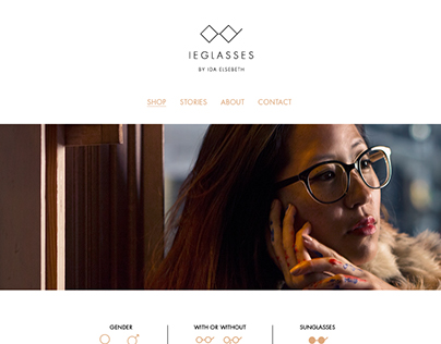 IEGLASSES Redesign and prototype