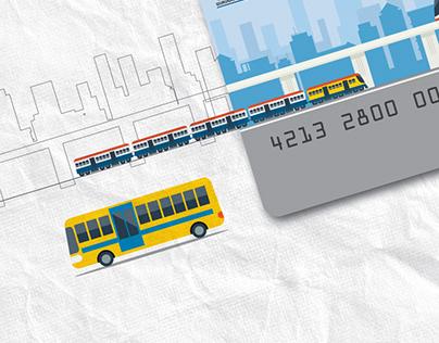 HDFC BANK - GMDA Card