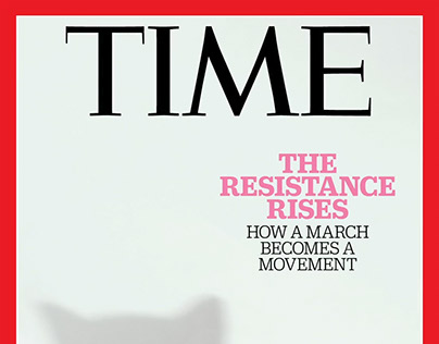 TIME magazine cover animations for social media