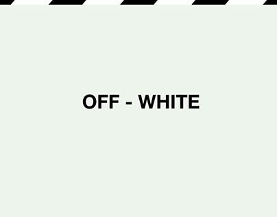OFF-WHITE store design