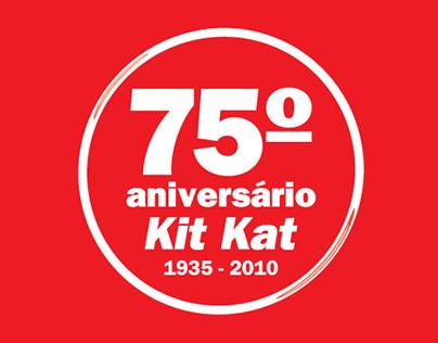 Kit Kat - 75 years - JWT Lisbon