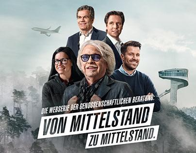 """·Von Mittelstand zu Mittelstand"""", the web series"""
