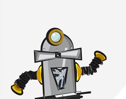 Robo Digital Sketch