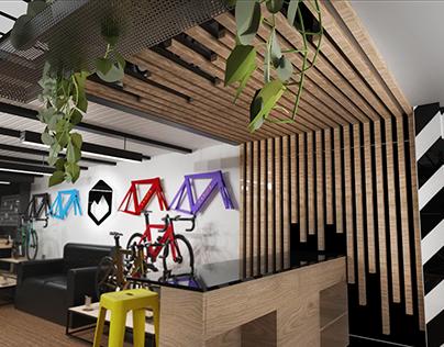 DiMonti - Bike Store