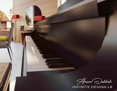 Luxury Modern Home Interior Design Decoration