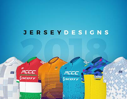 Jersey designs 2018
