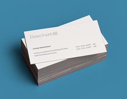 BeecherHill — Brand System
