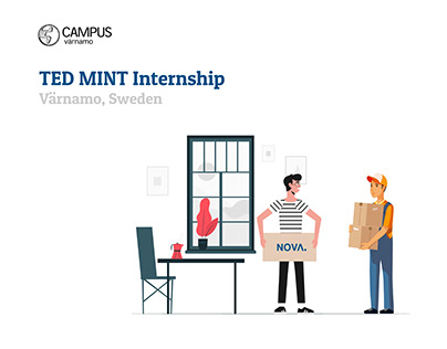 UX & Product Design | TED MINT Internship