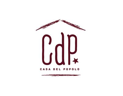 Casa del Popolo | Logotype