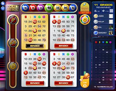 Mirrorball Bingo (Plumbee)