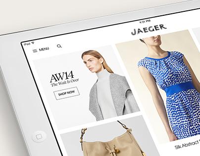 Jaeger iPad App