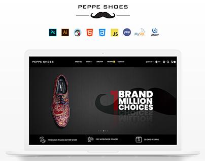 PeppeShoes - e-Commerce Case Study