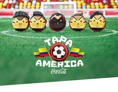 Tapa America/ Coca Cola