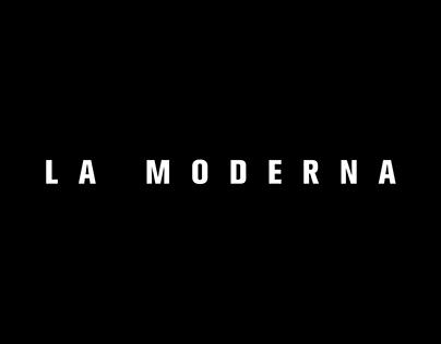 La Moderna - Brand Identity