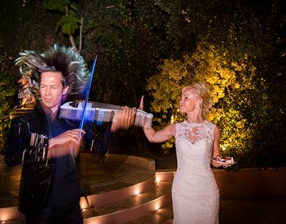 Romantic Wedding Waltz, Villa Padierna, Marbella,