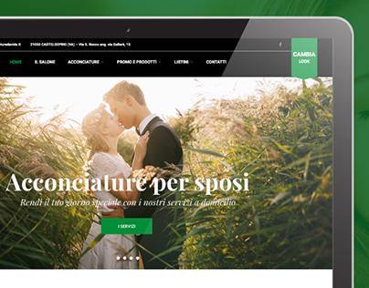 Acconciature Davide - Website