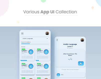 Various App UI Collection 1