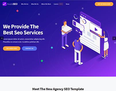 Seo WordPress Elementor Website