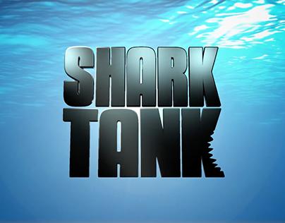 Shark Tank - Logo Intro - Video Bumper