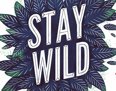Conceptual work | Stay Wild