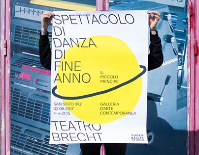 Tuder Ballet Studio — Poster 1