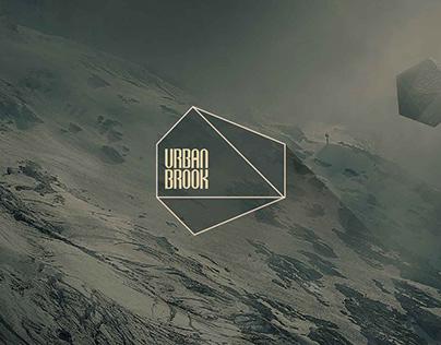 'URBANBROOK' Brand identity / Branding Project