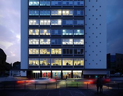 """Eltra"" office building"