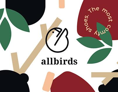 allbirds • branding // webdesign